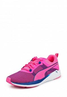 Кроссовки, Puma, цвет: фуксия. Артикул: PU053AWQOW98. Женская обувь / Кроссовки и кеды / Кроссовки