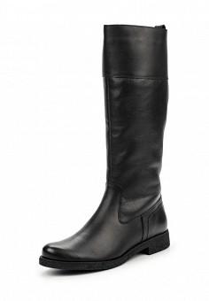 Сапоги, Ralf Ringer, цвет: черный. Артикул: RA084AWLCC82. Женская обувь / Сапоги