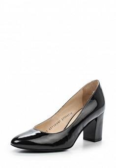 Туфли, Ralf Ringer, цвет: черный. Артикул: RA084AWLCC99.