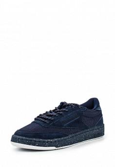 Кроссовки, Reebok Classics, цвет: синий. Артикул: RE005AUQJI59. Женская обувь / Кроссовки и кеды / Кроссовки