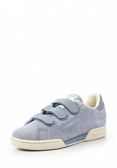 Кроссовки, Reebok Classics, цвет: голубой. Артикул: RE005AUQJI68. Женская обувь / Кроссовки и кеды / Кроссовки