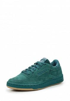 Кроссовки, Reebok Classics, цвет: зеленый. Артикул: RE005AUUOZ37. Женская обувь / Кроссовки и кеды / Кроссовки