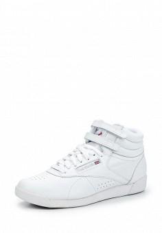 Кроссовки, Reebok Classics, цвет: белый. Артикул: RE005AWBZD02. Женская обувь / Кроссовки и кеды / Кроссовки