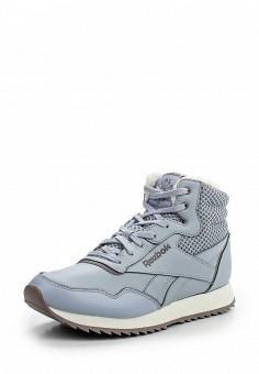 Кроссовки, Reebok Classics, цвет: голубой. Артикул: RE005AWJVE70. Женская обувь / Кроссовки и кеды / Кроссовки