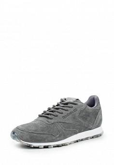 Кроссовки, Reebok Classics, цвет: серый. Артикул: RE005AWQJI76. Женская обувь / Кроссовки и кеды / Кроссовки