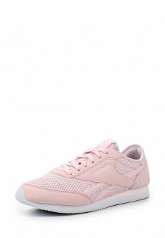 Кроссовки, Reebok Classics, цвет: розовый. Артикул: RE005AWQJI93. Женская обувь / Кроссовки и кеды / Кроссовки