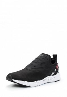 Кроссовки, Reebok Classics, цвет: черный. Артикул: RE005AWUOZ61. Женская обувь / Кроссовки и кеды / Кроссовки