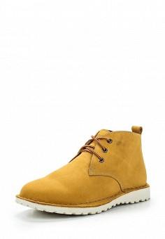 Ботинки, Reflex, цвет: коричневый. Артикул: RE024AMGPF86. Мужская обувь / Ботинки и сапоги