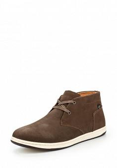 Ботинки, Reflex, цвет: коричневый. Артикул: RE024AMNGD89. Мужская обувь / Ботинки и сапоги