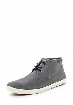 Ботинки, Reflex, цвет: серый. Артикул: RE024AMNGE08. Мужская обувь / Ботинки и сапоги