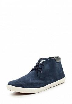 Ботинки, Reflex, цвет: синий. Артикул: RE024AMNGE09. Мужская обувь / Ботинки и сапоги