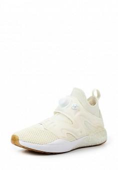 Кроссовки, Reebok, цвет: бежевый. Артикул: RE160AWQJV55. Женская обувь / Кроссовки и кеды