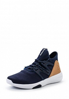 Кроссовки, Reebok, цвет: синий. Артикул: RE160AWQJV56. Женская обувь / Кроссовки и кеды
