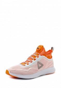 Кроссовки, Reebok, цвет: белый. Артикул: RE160AWQJV66. Женская обувь / Кроссовки и кеды