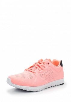 Кроссовки, Reebok, цвет: розовый. Артикул: RE160AWUPR64. Женская обувь / Кроссовки и кеды
