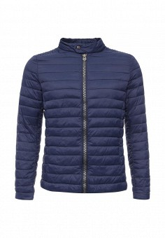 Куртка утепленная, R-Recycled, цвет: синий. Артикул: RR001EMNFM29. Мужская одежда / Верхняя одежда