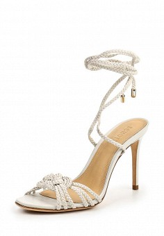 Босоножки, Schutz, цвет: белый. Артикул: SC963AWQRK27. Женская обувь / Босоножки