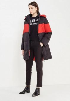 Куртка утепленная, Sonia by Sonia Rykiel, цвет: черный. Артикул: SO018EWTDF17. Женская одежда / Верхняя одежда / Пуховики и зимние куртки