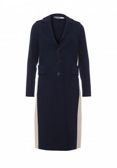 Пальто, Sportmax Code, цвет: синий. Артикул: SP027EWORC77. Премиум / Одежда / Верхняя одежда / Пальто