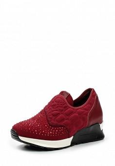 Кроссовки, Stephan, цвет: красный. Артикул: ST031AWRWQ98. Женская обувь / Кроссовки и кеды