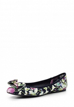Балетки, Ted Baker London, цвет: мультиколор. Артикул: TE019AWQLR97. Премиум / Обувь / Балетки