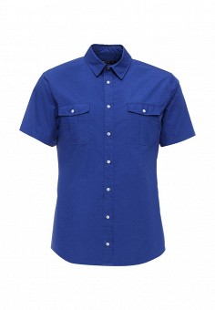 Рубашка, Tom Farr, цвет: синий. Артикул: TO005EMSRZ29. Мужская одежда / Рубашки