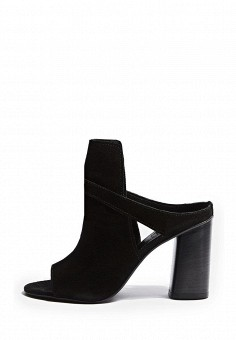 Босоножки, Topshop, цвет: черный. Артикул: TO029AWSZI29. Женская обувь / Босоножки