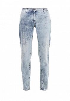 Джинсы, Trussardi Jeans, цвет: голубой. Артикул: TR016EWOOQ16. Женская одежда