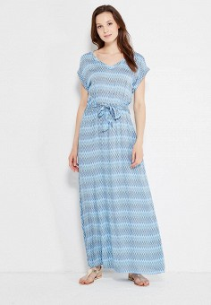 Платье, ТВОЕ, цвет: голубой. Артикул: TV001EWVJR77. Женская одежда / Платья и сарафаны