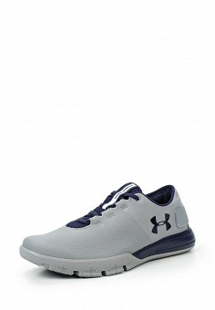 Кроссовки, Under Armour, цвет: серый. Артикул: UN001AMTVK67. Мужская обувь / Кроссовки и кеды