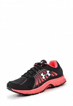 Кроссовки, Under Armour, цвет: черный. Артикул: UN001AWOJA84. Женская обувь / Кроссовки и кеды
