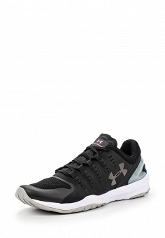 Кроссовки, Under Armour, цвет: черный. Артикул: UN001AWOJA91. Женская обувь / Кроссовки и кеды