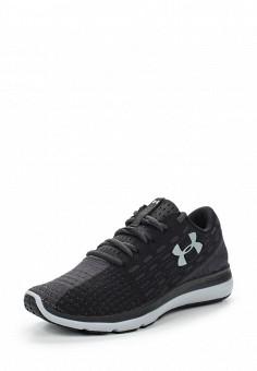 Кроссовки, Under Armour, цвет: черный. Артикул: UN001AWTVL25. Женская обувь / Кроссовки и кеды