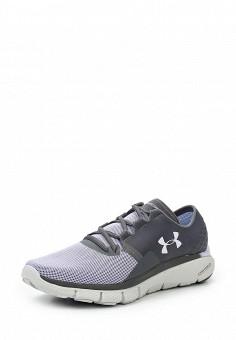 Кроссовки, Under Armour, цвет: фиолетовый. Артикул: UN001AWTVM29. Женская обувь / Кроссовки и кеды