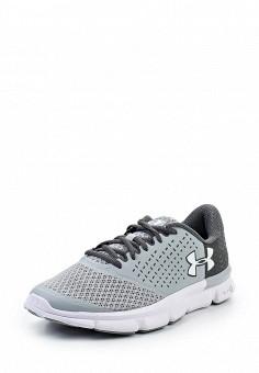 Кроссовки, Under Armour, цвет: серый. Артикул: UN001AWTVM33. Женская обувь / Кроссовки и кеды