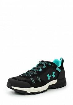 Кроссовки, Under Armour, цвет: черный. Артикул: UN001AWTVM38. Женская обувь / Кроссовки и кеды