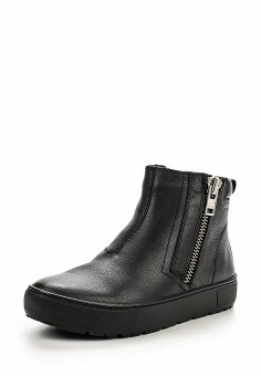 Полусапоги, Vagabond, цвет: черный. Артикул: VA468AWKAB95. Женская обувь / Сапоги