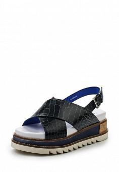 Босоножки, Vitacci, цвет: черный. Артикул: VI060AWPTW41. Женская обувь / Босоножки
