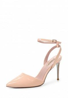 Босоножки, Vitacci, цвет: розовый. Артикул: VI060AWPTW72. Женская обувь / Босоножки