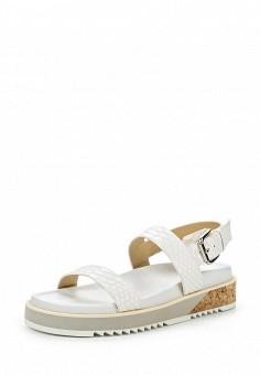 Сандалии, Vicini Tapeet, цвет: белый. Артикул: VI993AWOON30. Премиум / Обувь / Сандалии