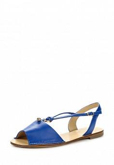 Сандалии, Vicini Tapeet, цвет: синий. Артикул: VI993AWOON37. Премиум / Обувь / Сандалии