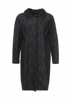 Пальто, Weekend Max Mara, цвет: синий. Артикул: WE017EWORB26. Премиум / Одежда / Верхняя одежда / Пальто