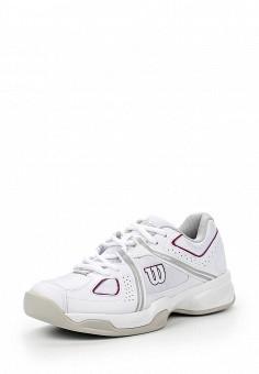 Кроссовки, Wilson, цвет: белый. Артикул: WI002AWHAN54. Женская обувь / Кроссовки и кеды / Кроссовки