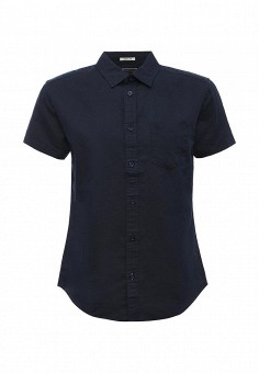 Рубашка, Wrangler, цвет: синий. Артикул: WR224EMQTN80. Мужская одежда / Рубашки