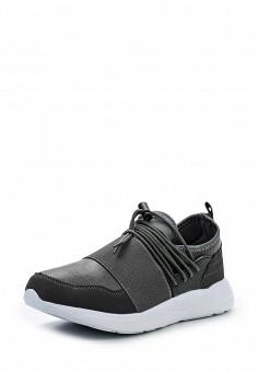 Кроссовки, WS Shoes, цвет: серый. Артикул: WS002AMRSQ87. Мужская обувь / Кроссовки и кеды / Кроссовки