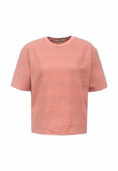 Свитшот, Zarina, цвет: розовый. Артикул: ZA004EWPFE09.