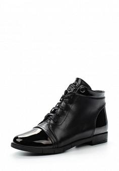 Ботинки, Zenden Woman, цвет: черный. Артикул: ZE009AWHGN71. Zenden Woman