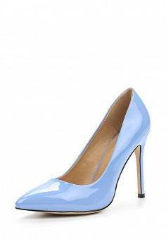 Туфли, Zenden Woman, цвет: голубой. Артикул: ZE009AWPRF44. Zenden Woman