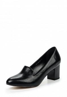 Туфли, Zenden Woman, цвет: черный. Артикул: ZE009AWPRF46. Zenden Woman