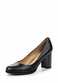 Туфли, Zenden Woman, цвет: черный. Артикул: ZE009AWPRF80. Zenden Woman